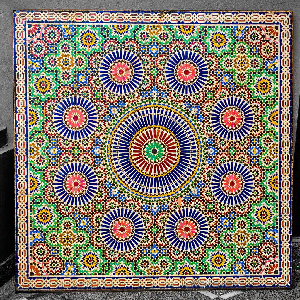 Maroc - Marrakech Places