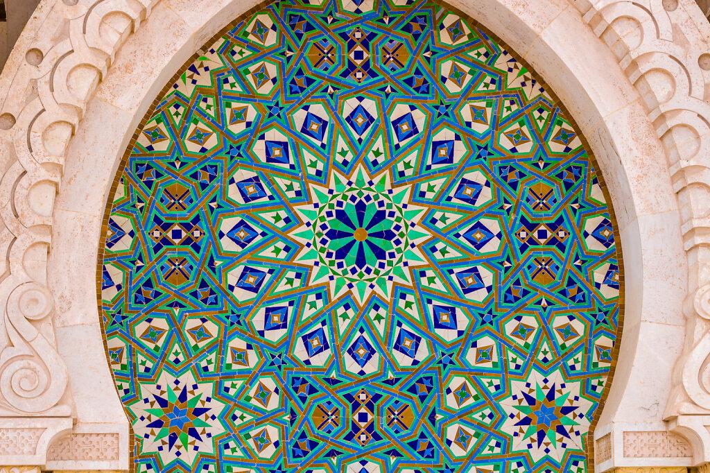 Maroc - Hassan II Mosque